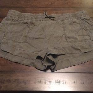Express soft drawstring shorts